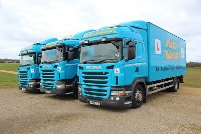 HGV Training Hampshire